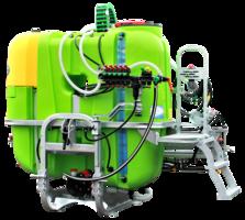 Veldspuit 1000L incl. 3e schoon watertank